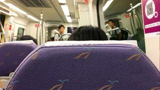 北門駅から台湾桃園国際空港へ