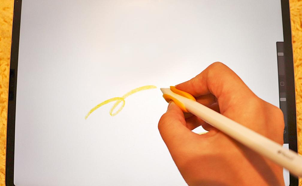 Apple Pencilおすすめグリップ