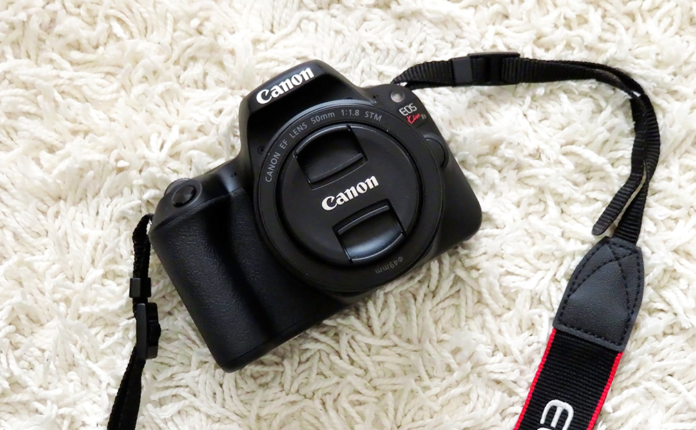 キャノンEOS Kiss X9のボケ具合や写真写りを素人がレビュー