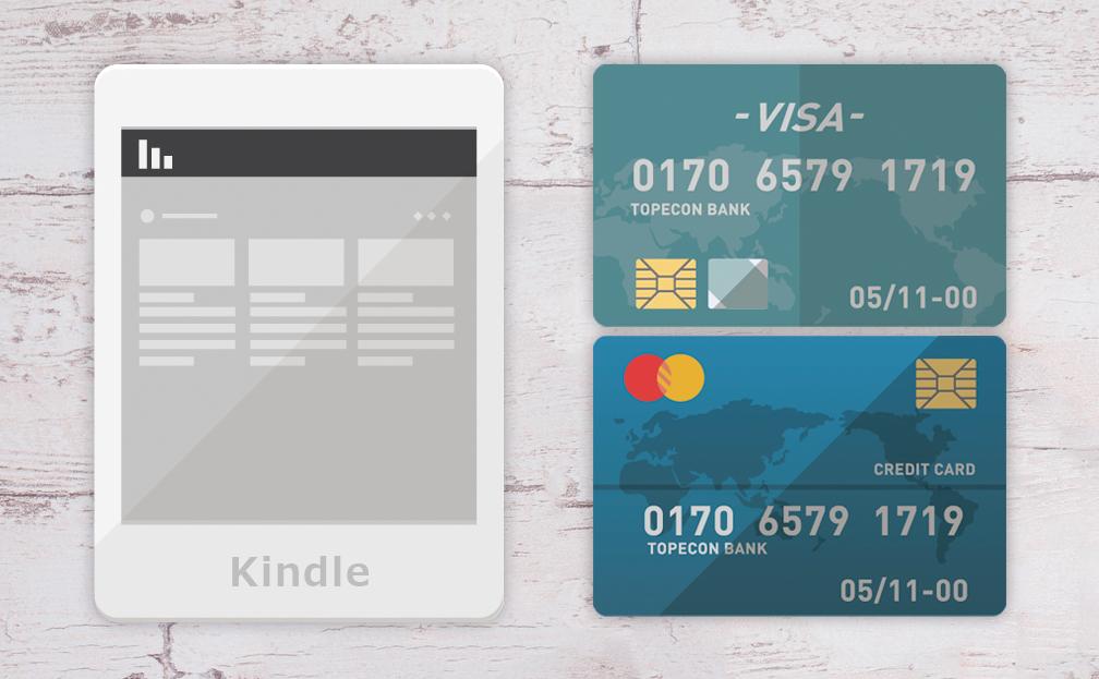 Kindle本で1-Clickの支払い設定を変更する方法【備忘録】